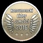 Marka WEZYR Konsumenckim Liderem Jakości 2016!